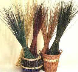 Вербові заготовки для плетіння