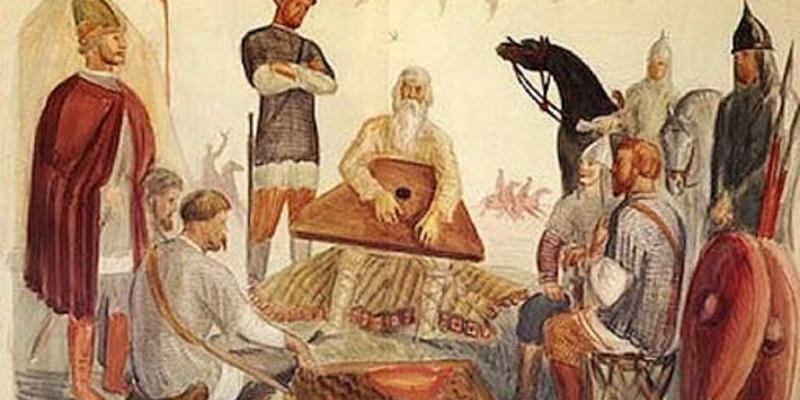 Військове мистецтво за часів Київської Русі
