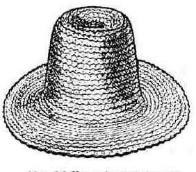 Чоловічий капелюх