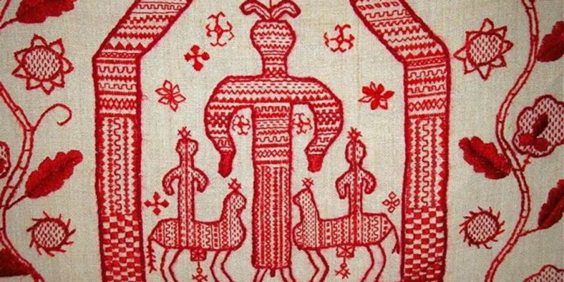 Слов'янський язичницький пантеон. Володимирові (київські) боги. Мокоша