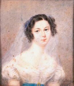 Евеліна Ганська, 1801 - 1882 рр.
