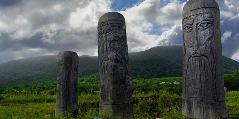 Слов'янський язичницький пантеон. Володимирові (київські) боги. Стрибог