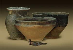 кераміка зарубнецької культури