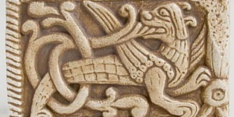 Слов'янський язичницький пантеон. Володимирові (київські) боги. Симаргл