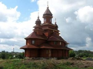 Церква Вознесіння Господнього УГКЦ в м. Дубно