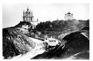 Андріївський узвіз, 1960-ті рр.