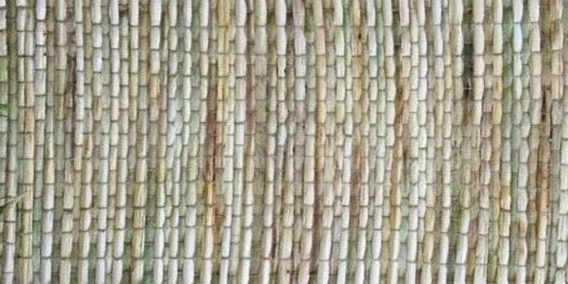 Види плетіння з рогозу