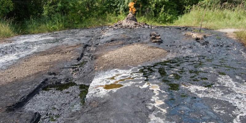 Старунський грязьовий вулкан