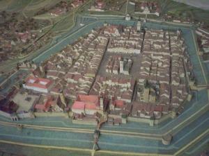 Панорама Середньовічного Львова. І. Вітвицький, 1929 р.