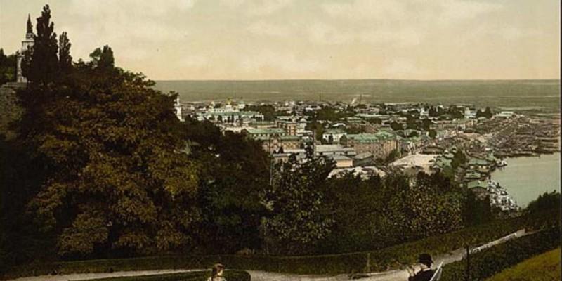 Іконографія міста на екрані українського кінематографу.