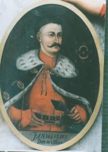 Князь Януш Острозький