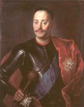 Князь Януш Сангушко