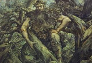Духи води, лісу та землі в демонологічному світогляді українців