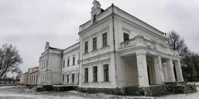 Палац Терещенків у Андрушівці