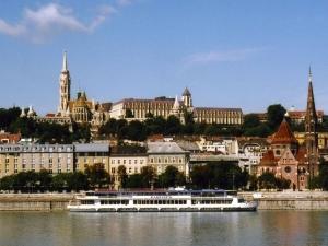Панорама сучасного Будапешта