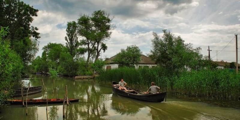 Вилкове – «Українська Венеція»