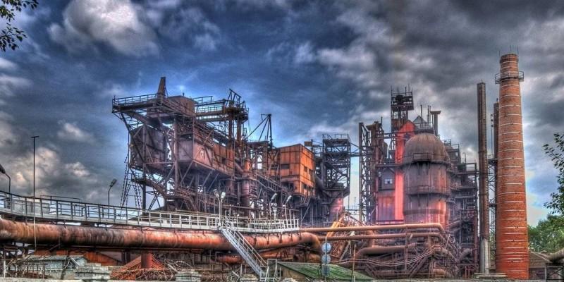 Промисловий комплекс України
