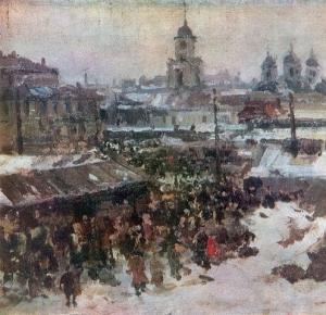 Старий Поділ. С. Шишко.  1948.