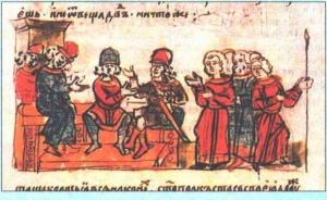 Того ж року волинський князь Давид Ігорович полонив і осліпив теребовлянського князя Василька Ростиславича...