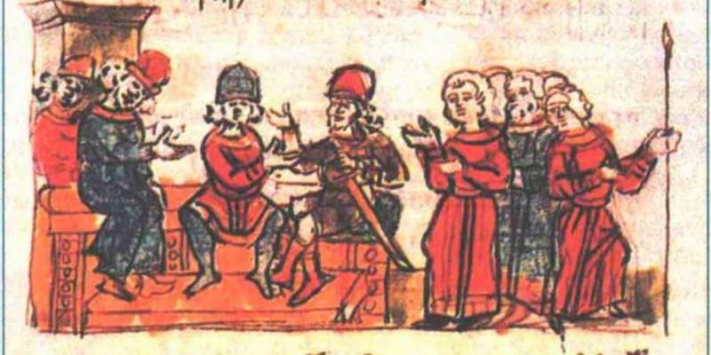 Князі міста Дубно. Давид Ігорович (близько 1055 – 1113 рр.)
