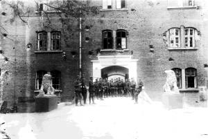 Цитадельні казарми після україно-польської війни 1918-20 рр.