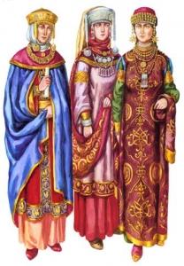 Київські князівни