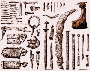 Знаряддя залізоробного ремесла