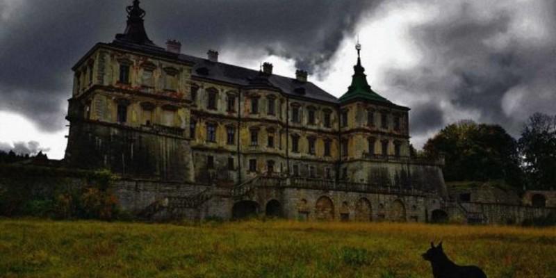 Біла пані Підгорецького замку