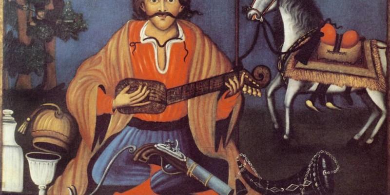 Козак – ведичний воїн українського Степу