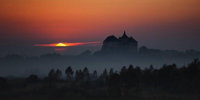Містичні історії Олеського замку