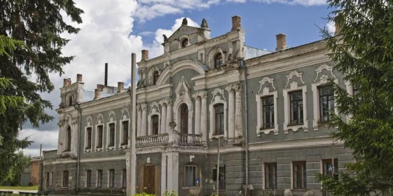 Палац Сергія Мерінга у Старих Прилуках