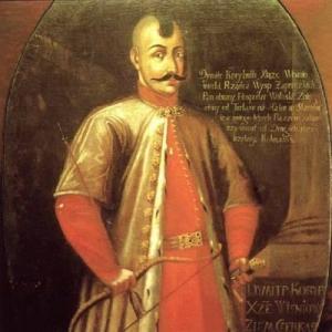 Першу Січ чи власне городок на Запорожжі збудував князь Дмитро Вишневецький.