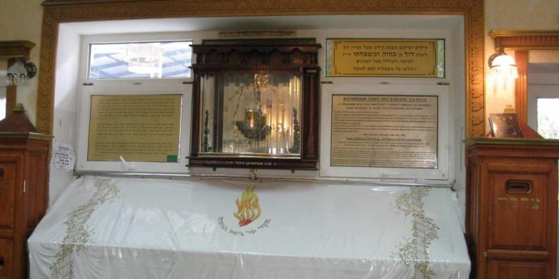 Умань відвідали хасиди-паломники