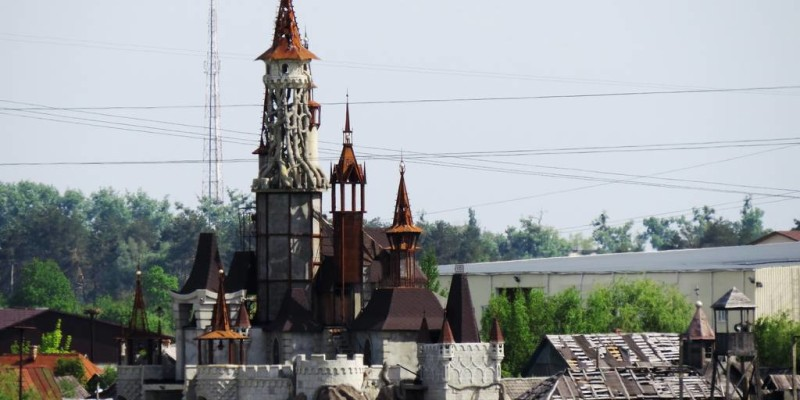 Замок із казки під Києвом