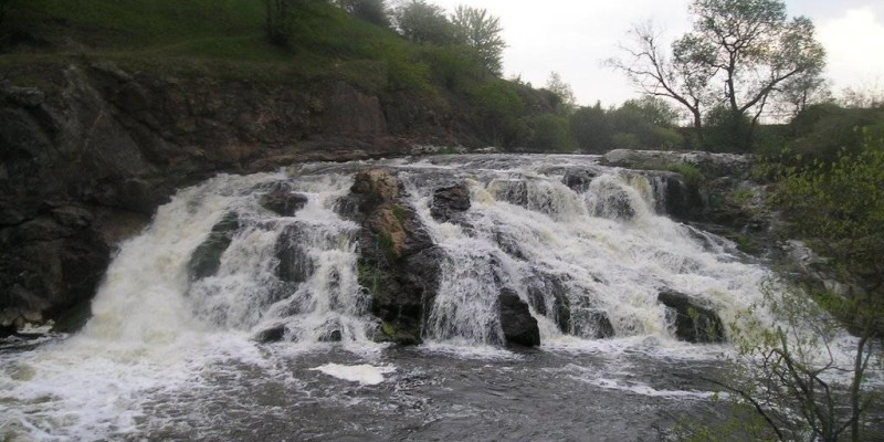 Водоспад Вчелька