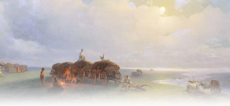 Чумаки – перші підприємці українського степу