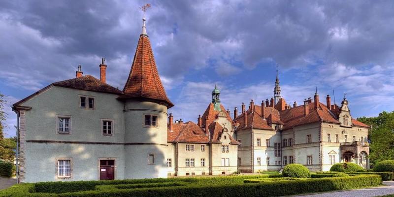 Замок Шенборн (Палац Шенборнів)