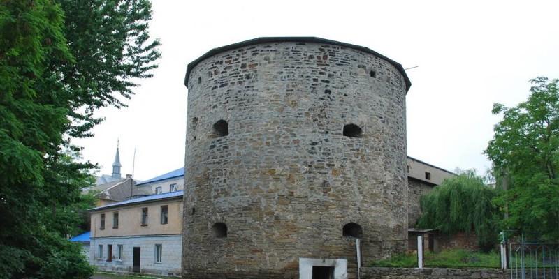 Буданівський замок. Замок-психлікарня