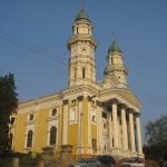 Ужгородський Хрестовоздвиженський кафедральний греко-католицький собор