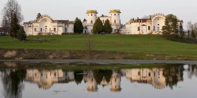 Палац графа Рум'янцева-Задунайського у Вишеньках