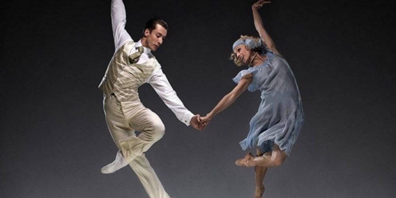 The great gatsby ballet в Палаці України, Київ