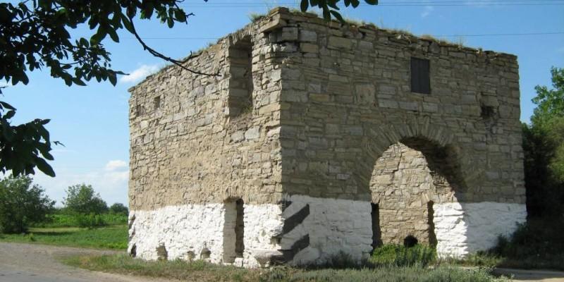 Село Окопи та Фортеця Святої Трійці