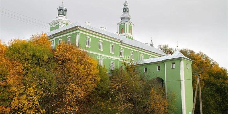 Свято-Миколаївський монастир в Мукачево