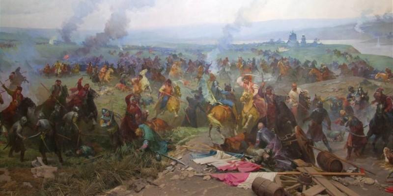 Розквіт держави Б. Хмельницького. Союз зі Швецією