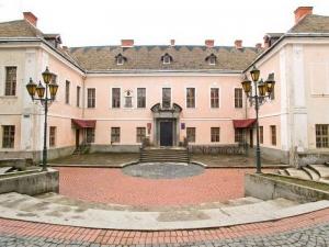 Білий дім в Мукачево