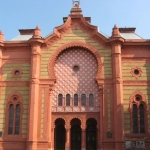 Ужгородська синагога. Сучасний вигляд