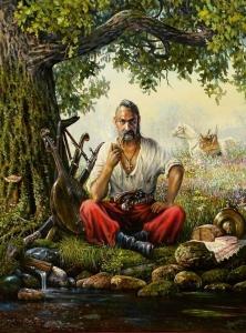 Козак Мамай. Андрій Лях