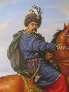 Козацький полковник Максим Кривоніс