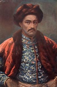 Курилас О. Портрет Івана Мазепи, 1909 р.