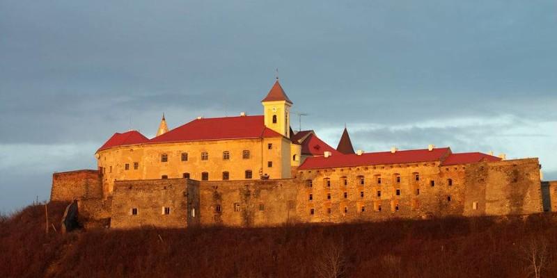 Містична Україна. Замок Паланок
